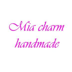 Mia charm handmade